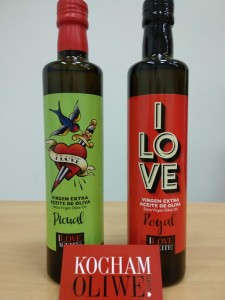 "Zestaw oliw Picual i Royal ""iloveaceite"""